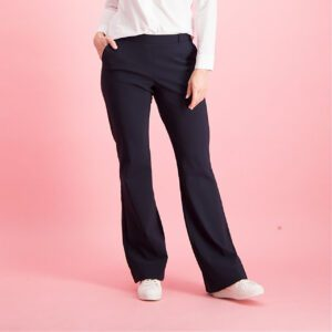 Flair bonded trousers Studio Anneloes donkerblauw